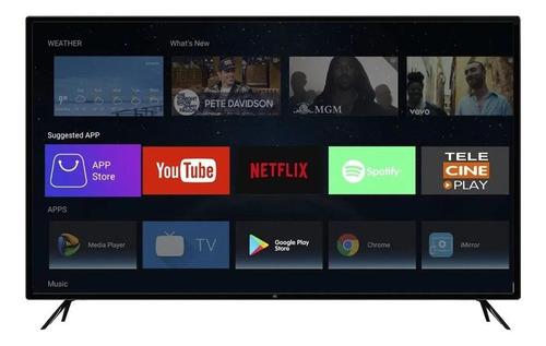 """Tv 50"""" Led Hq 4k - Ultra Hd Smart - Hqstv50ny"""