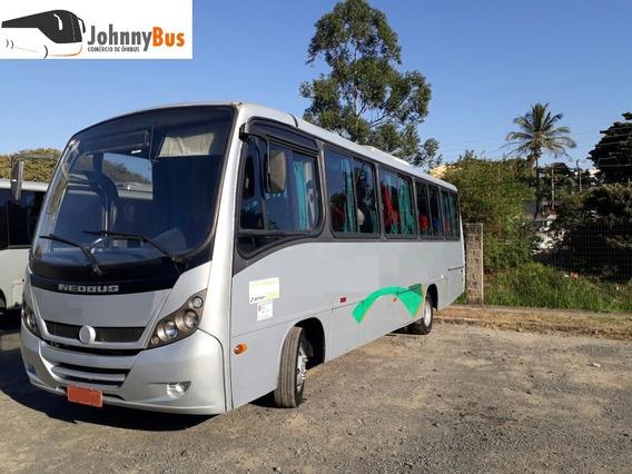 Micro Ônibus Rodoviário Neobus Thunder Ano 2008/08 Johnnybus