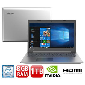 Notebook Lenovo Core I7