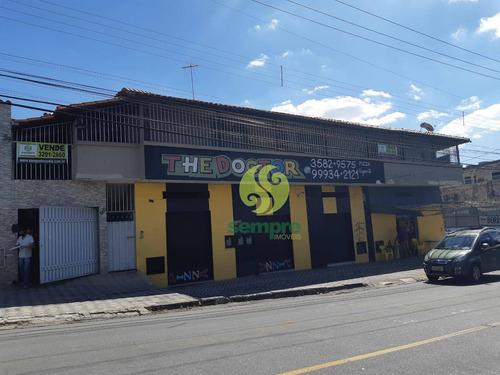 Imagem 1 de 20 de Galpão À Venda, 280 M² - Jardim Guanabara - Belo Horizonte/mg - Ga1533