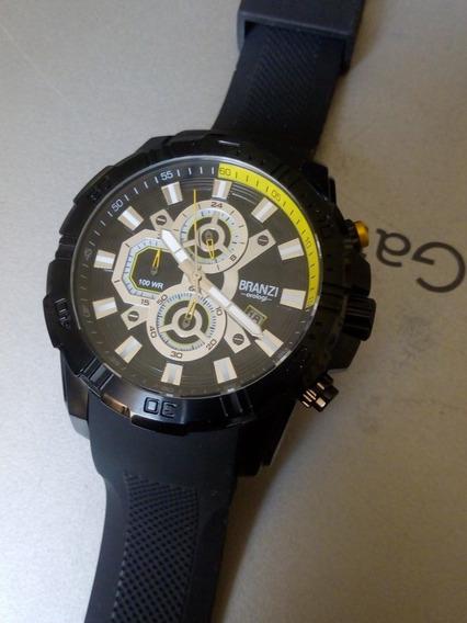 Reloj Branzi Cronografo Orolgi, Nuevo ! Sin Etiqueta