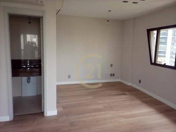 Cobertura Com 1 Dormitório À Venda, 98 M² Por R$ 2.980.000,00 - Vila Olímpia - São Paulo/sp - Co0597