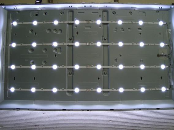 Kit Barra De Led Samsung Un48j5200 - Un48j5200ag - Nova