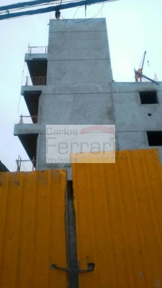 Casas Em Condomínio De 4 Andares, 1 Dormitório, Sem Vaga - Cf25764