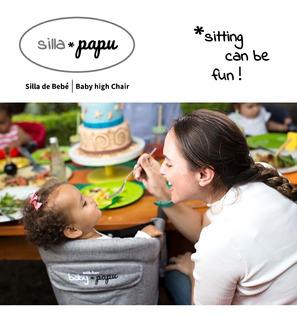 Silla De Comer Portatil Para Bebe