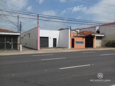 Barracão Para Alugar, 120 M² Por R$ 1.900/mês - Vila Rezende - Piracicaba/sp - Ba0049