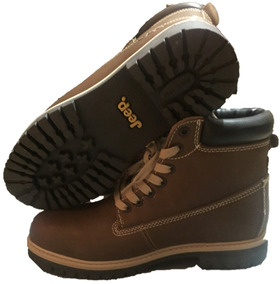 Botas Jeep #29 Mx Color: Old Leather Chocolate Modelo: 3801
