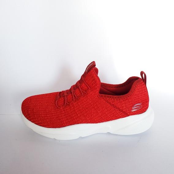 Tenis Skechers Red Sweater Kn
