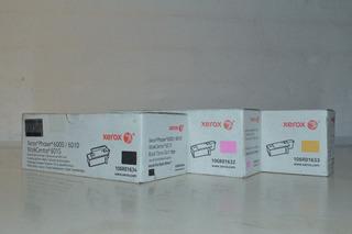 Toner Xerox Wc 6015, Phaser 6000, 6010 Amarillo 106r01633