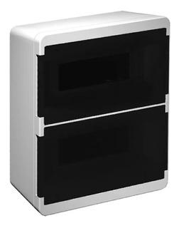Caja Para Térmica 28 Bocas Exterior C/puerta Roker Pr 628