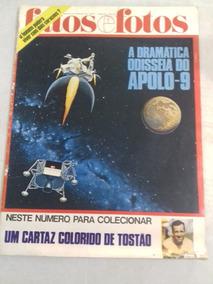 Revista Fatos E Fotos Nº 424 - 1969