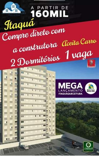Imagem 1 de 11 de Apartamento Em Itaquaquecetuba - 94