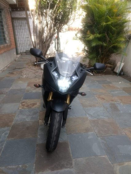 Cbr 600f 2012 Mais Nova Do Mercado