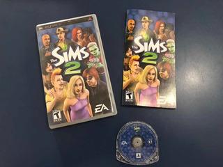 The Sims 2 Psp Umd Jogo Original Playstation Sony Game