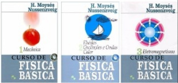 Solução Moysés Nussenzveig - 4ª Edição Vol 1,2,3