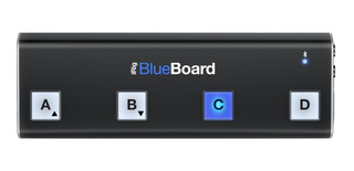 Ik Multimedia Irig Blueboard Pedalera Midi Para Guitarra