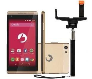 Smartphone Positivo Selfie S455 8gb Dual Chip 3g - Câm. 5mp