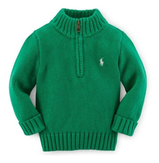 Sweater Polo Ralph Laure, 6 Meses