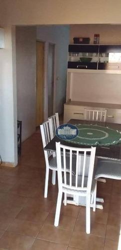Imagem 1 de 8 de Casa Com 2 Dormitórios À Venda, 57 M² Por R$ 140.000,00 - Jardim Das Oliveiras - Araçatuba/sp - Ca1461