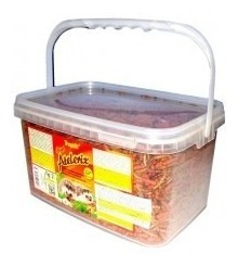Atelerix Comida Para Erizos 1 Pote De 1 Kilo