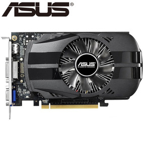 Gtx 750 1gb Asus Placa De Vídeo - Pubg Fortnite Apex Lol Cs
