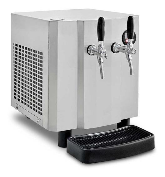 Chopeira Elétrica Small Memo 50 Litros/hora - 2 Torneiras It