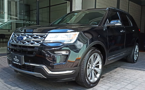 Imagen 1 de 15 de Ford Explorer 2018 V6 Limited Sync At