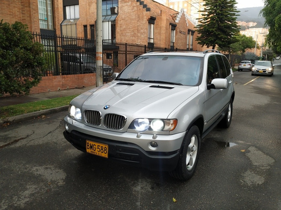 Bmw X5 4.4 Luxury 79.000km
