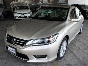 Honda Accord 2014 4p Exl Sedan 2.4 Aut