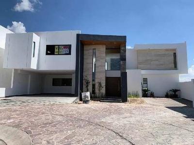 Casa En Condominio En Venta En Club De Golf La Loma, San Luis Potosí, San Luis Potosí