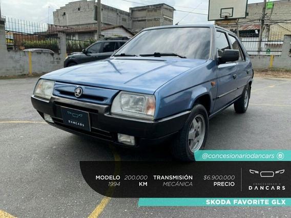 Skoda Favorit 1994 1.3 Glx