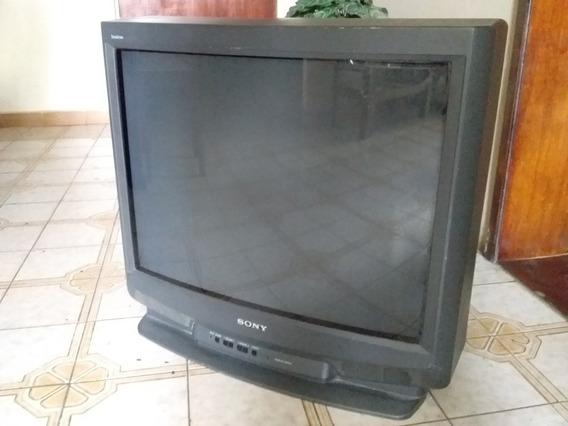 Televisor Sony Trinitron 29 Para Reparar O Repuesto