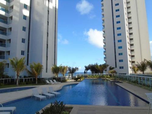 Imagem 1 de 25 de Hemisphere 360 Nascente 4 Quartos Suites Sendo 1 Suite Master Com 200,33m2 Em Pituaçu - Uni230 - 32624425