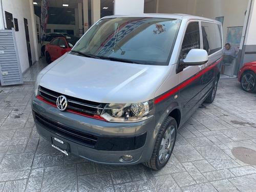 Imagen 1 de 15 de Volkswagen Caravelle Tdi Modelo 2014