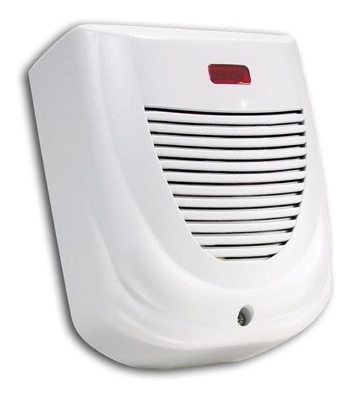 Sirena Exterior Alarma Piezoeléctrica Mp-1500-12c