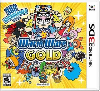 Videojuego Warioware Gold Para Nintendo 3ds