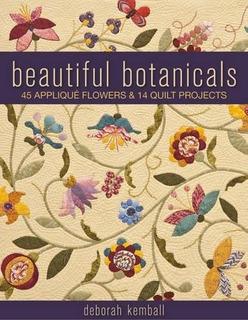 Hermosos Botánicos 45 Apliques Flores Y 14 Edredones