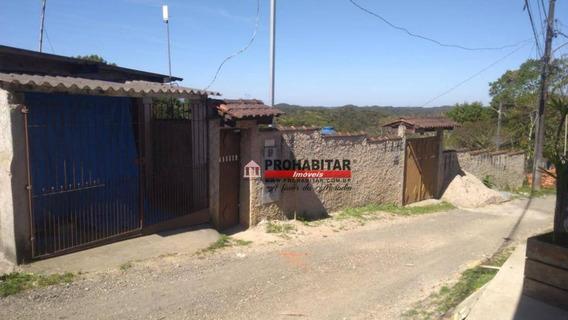 Chácara Com 3 Dormitórios À Venda, 600 M² Por R$ 350.000,00 - Engenheiro Marsilac - São Paulo/sp - Ch0176