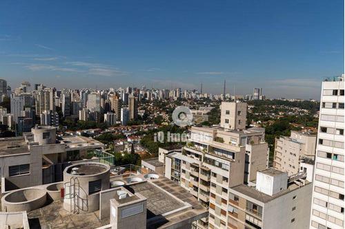 Imagem 1 de 30 de Cobertura Com 4 Dormitórios À Venda, 350 M² Por R$ 4.980.000,00 - Perdizes - São Paulo/sp - Co0007