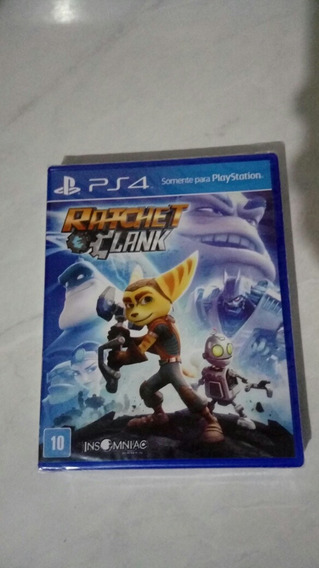 Ratchet Clank Ps4