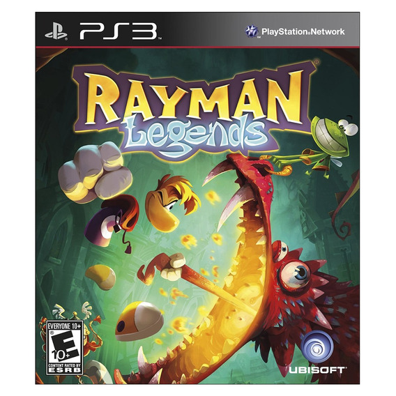 Game Rayman Legends - Ps3 22241