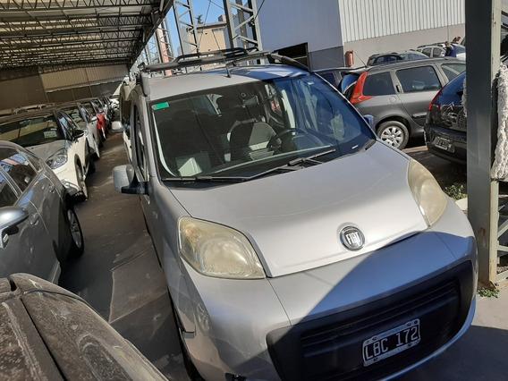 Fiat Qubo Dynamic 2012 1.4n Gris Lbc