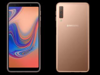 Celular Samsung A7 ( 2018)