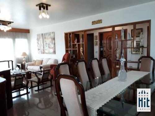 Apartamento À Venda, 178 M² Por R$ 1.300.000,00 - Ipiranga - São Paulo/sp - Ap3368
