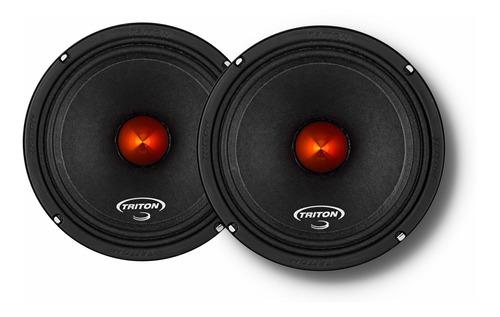 Triton Mbx400 Pro Alto Falante 6 Polegadas  400w Rms 4 Ohms