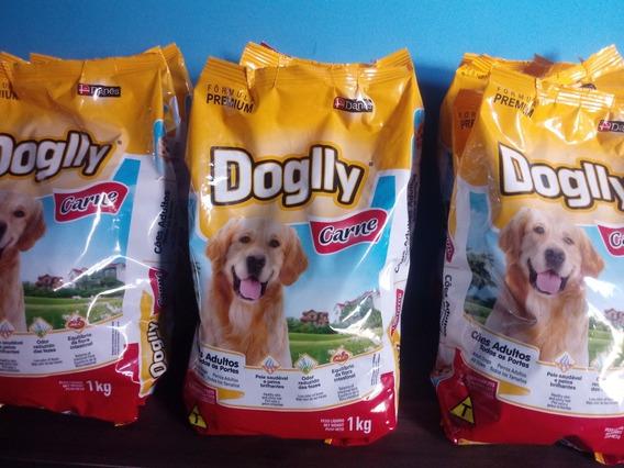 Doglly Carne 1kg Fórmula Premium