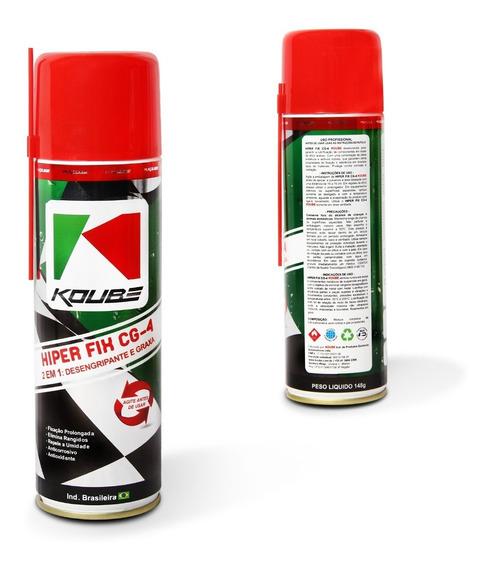 Lubrificante Hiper Fix Cg-4 Spray 200ml