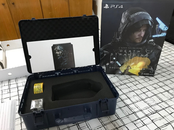 Death Stranding Collector S Edition *** Sem O Bebê ***