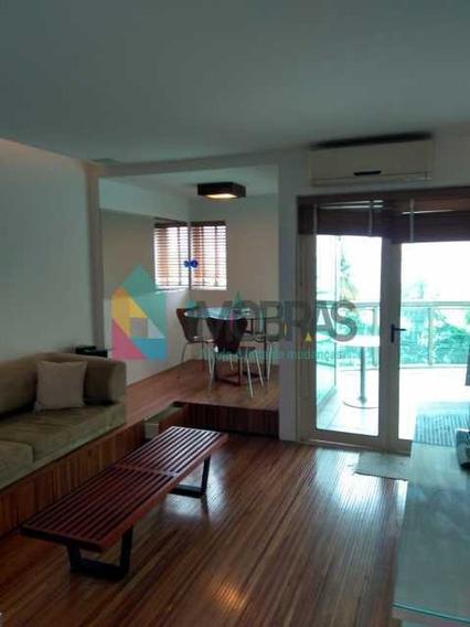 Apartamento No Leblon Com Vaga De Garagem Próximo A Lagoa!! - Ap2348