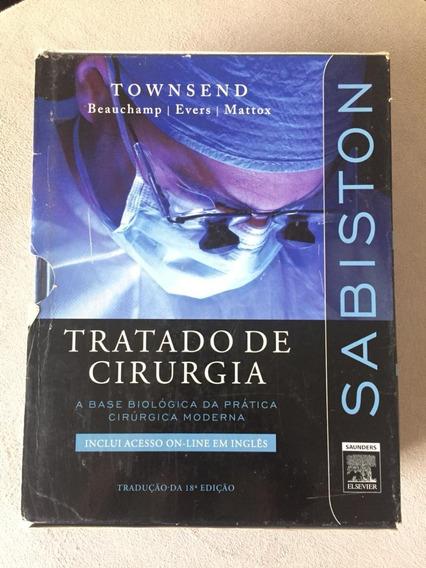 Livro Sabiston Tratado De Cirurgia